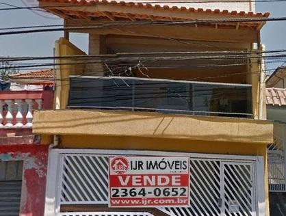 Ver mais detalhes de Casa com 4 Dormitórios  em Vila Medeiros - São Paulo/SP