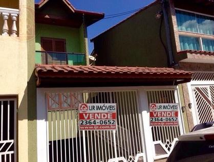 Ver mais detalhes de Casa com 3 Dormitórios  em Parque Continental - Guarulhos/SP