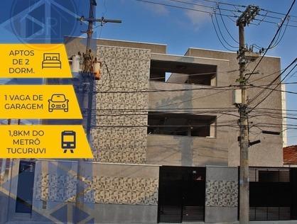 Ver mais detalhes de Apartamento com 2 Dormitórios  em Vila Nivi - São Paulo/SP