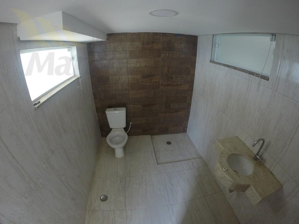 Banheiro da Area Externa