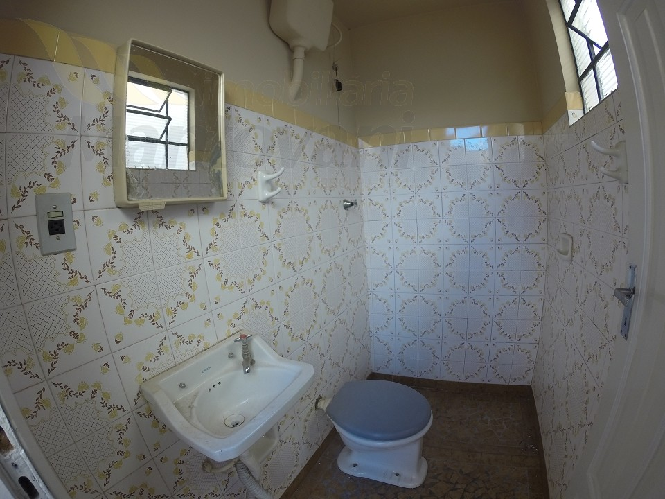 Banheiro Externo