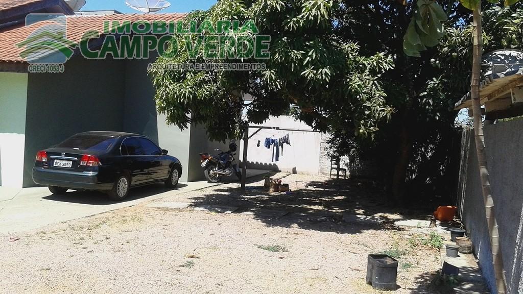 Casa Fundo - Quintal
