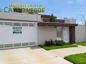 Ver mais detalhes de Casa com 0 Dormitórios  em Residencial Green Ville - Campo Verde/MT