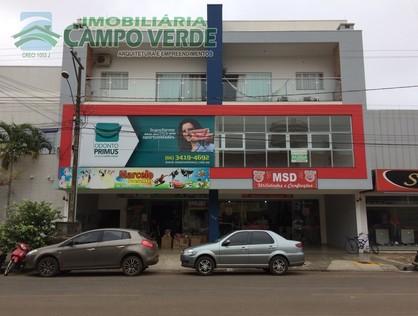 Ver mais detalhes de Comercial com 0 Dormitórios  em Centro - Campo Verde/MT