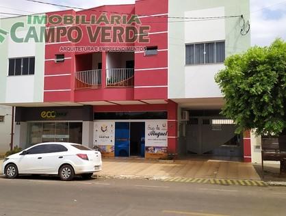 Ver mais detalhes de Apartamento com 2 Dormitórios  em Centro - Campo Verde/MT