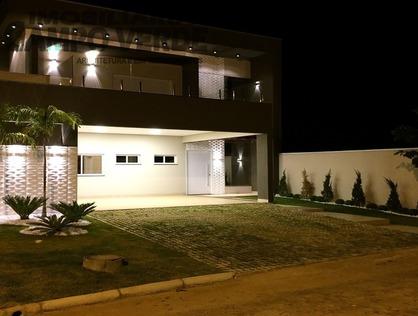 Ver mais detalhes de Casa com 0 Dormitórios  em Condomínio Residencial das Araucárias - Campo Verde/MT