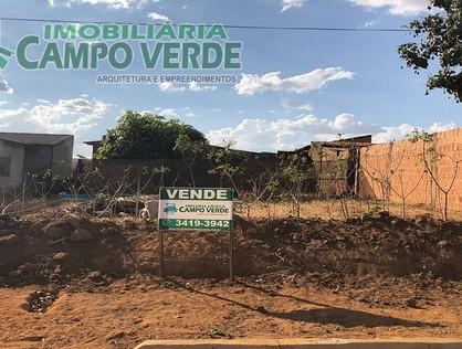 Ver mais detalhes de Terreno com 0 Dormitórios  em São Miguel - Campo Verde/MT