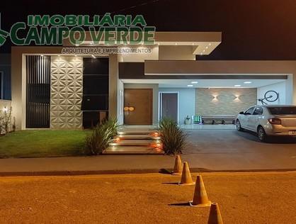 Ver mais detalhes de Casa com 0 Dormitórios  em Buritis Prime - Campo Verde/MT