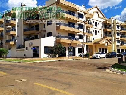 Ver mais detalhes de Apartamento com 0 Dormitórios  em Campo Real II - Campo Verde/MT