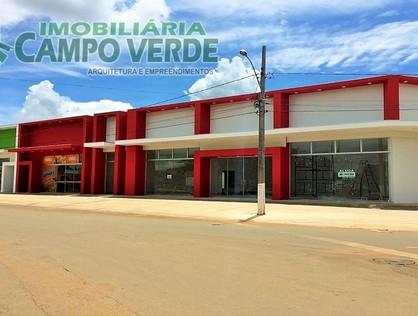Ver mais detalhes de Comercial com 0 Dormitórios  em Cidade Alta II - Campo Verde/MT