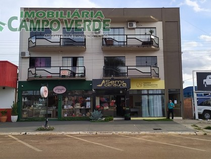 Ver mais detalhes de Apartamento com 0 Dormitórios  em Centro - Campo Verde/MT