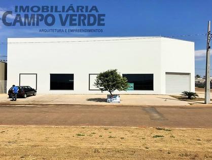 Ver mais detalhes de Comercial com 0 Dormitórios  em Buritis - Campo Verde/MT