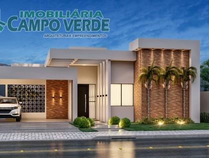 Ver mais detalhes de Casa com 3 Dormitórios  em Belvedere - Campo Verde/MT