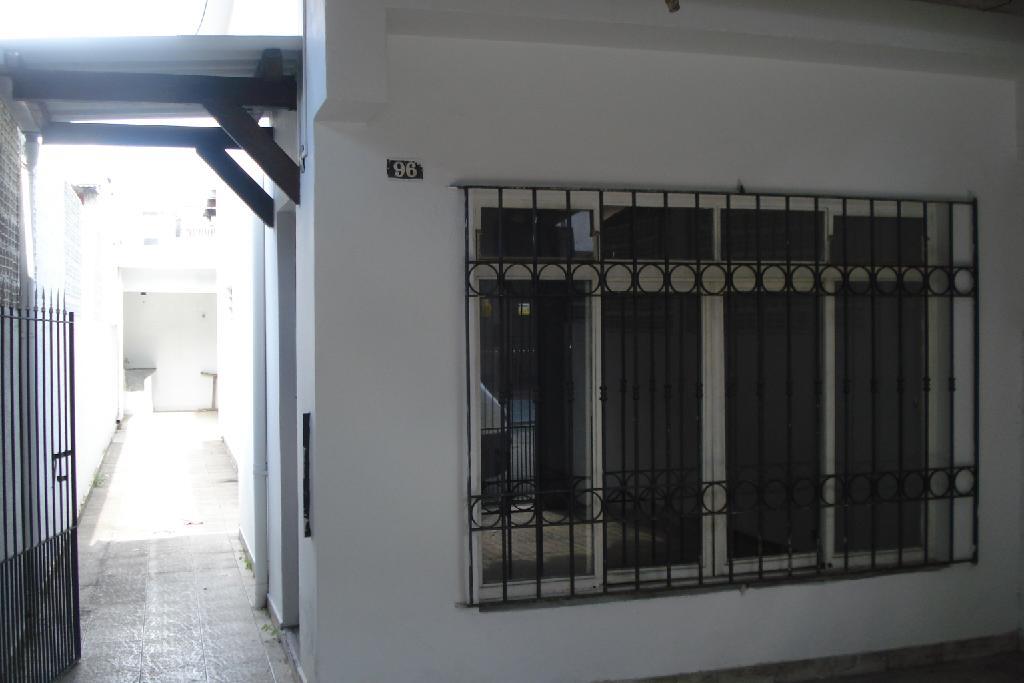 Fachada garagem