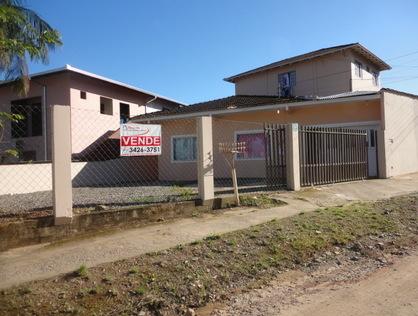 Ver mais detalhes de Casa com 2 Dormitórios  em Guanabara - Joinville/SC