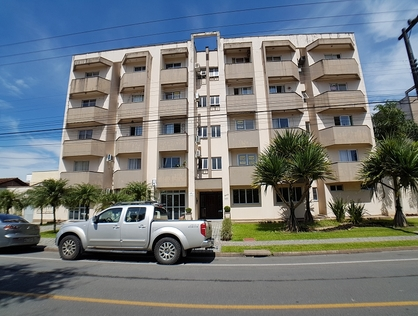 Ver mais detalhes de Apartamento com 1 Dormitórios  em Bucarein - Joinville/SC