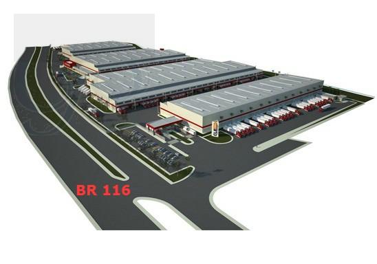 R$ 25,00/M² Condominio Industrial prox. Rodoanel
