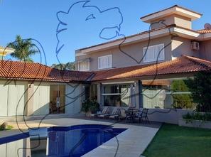 Ver mais detalhes de Casa com 4 Dormitórios  em Alto da Boa Vista - Sorocaba/SP