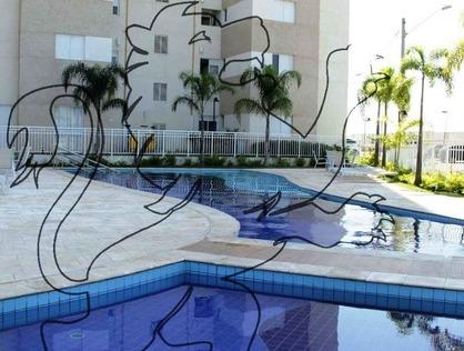Ver mais detalhes de Apartamento com 2 Dormitórios  em Parque Morumbi - Votorantim/SP
