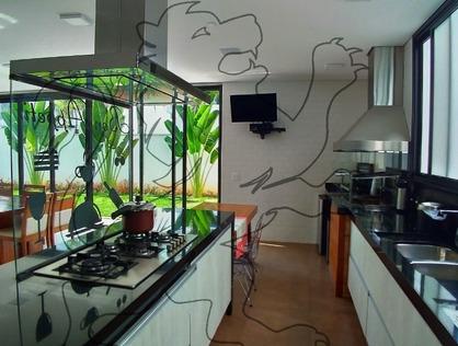 Ver mais detalhes de Casa com 4 Dormitórios  em Alphaville Nova Esplanada - Votorantim/SP
