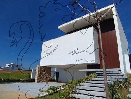 Ver mais detalhes de Casa com 4 Dormitórios  em Alphaville Nova Esplanada IIII - Votorantim/SP