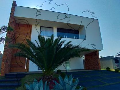 Ver mais detalhes de Casa com 4 Dormitórios  em Alphaville Nova Esplanada 3 - Votorantim/SP
