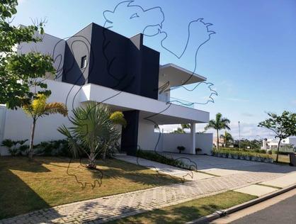 Ver mais detalhes de Casa com 5 Dormitórios  em Alphaville Nova Esplanada 3 - Votorantim/SP
