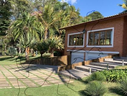 Ver mais detalhes de Casa com 5 Dormitórios  em Lago Azul - Araçoiaba da Serra/SP