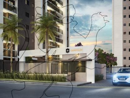 Ver mais detalhes de Apartamento com 2 Dormitórios  em Jardim São Carlos - Sorocaba/SP