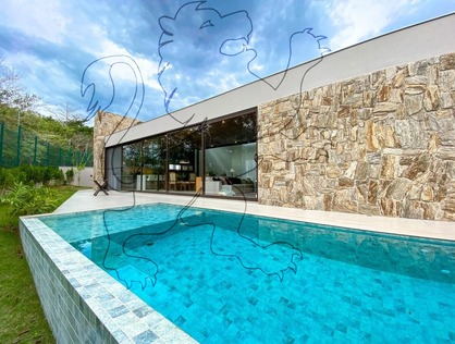 Ver mais detalhes de Casa com 3 Dormitórios  em Alphaville Nova Esplanada  4 - Votorantim/SP
