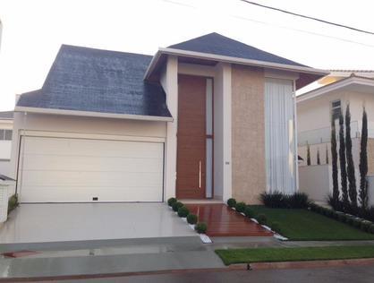 Ver mais detalhes de Casa com 4 Dormitórios  em Jardim Residencial Chácara Ondina - Sorocaba/SP
