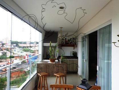 Ver mais detalhes de Apartamento com 3 Dormitórios  em Vila Independência - Sorocaba/SP