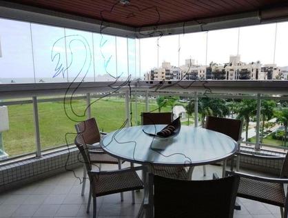 Ver mais detalhes de Apartamento com 5 Dormitórios  em Jardim Tejereba - Guarujá/SP