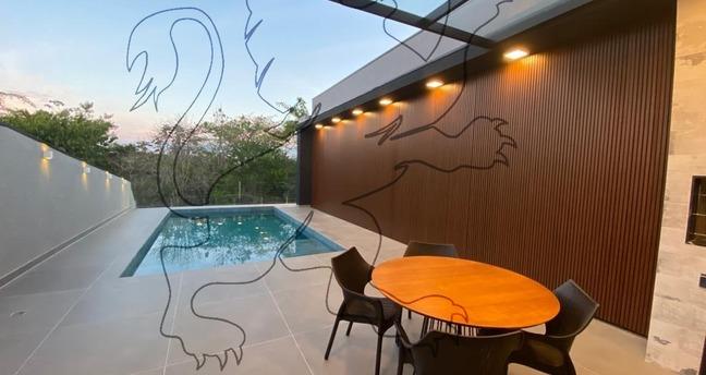 Ver mais detalhes de Casa com 3 Dormitórios  em Alphaville Nova Esplanada 3 - Votorantim/SP