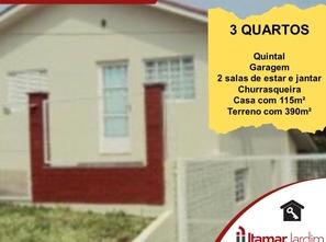 Ver mais detalhes de Casa com 3 Dormitórios  em Aparecida - Antônio Prado/RS