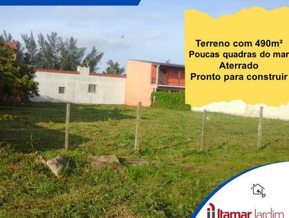 Ver mais detalhes de Terreno com 0 Dormitórios  em Centro - Tramandaí/RS