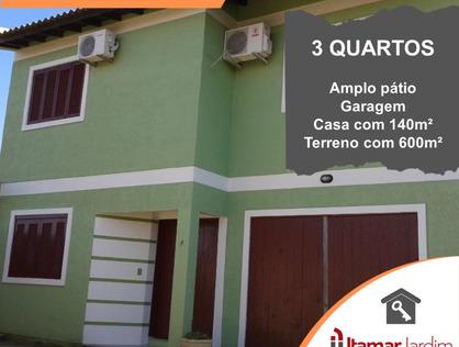 Ver mais detalhes de Casa com 3 Dormitórios  em Panorâmico - Osório/RS