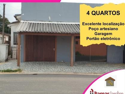 Ver mais detalhes de Casa com 4 Dormitórios  em Sulbrasileiro - Osório/RS