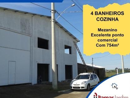 Ver mais detalhes de Comercial com 0 Dormitórios  em Menino Deus - Santo Antônio da Patrulha/RS