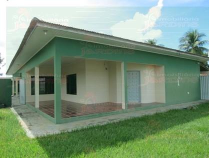 Ver mais detalhes de Casa com 4 Dormitórios  em Nova Brasília - 2º Distrito - Ji-Paraná/RO