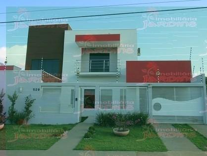 Ver mais detalhes de Casa com 4 Dormitórios  em Jardim dos Migrantes - 1º Distrito - Ji-Paraná/RO
