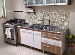 Ver mais detalhes de Casa com 2 Dormitórios  em Jardim dos Manacás - Carapicuíba/SP