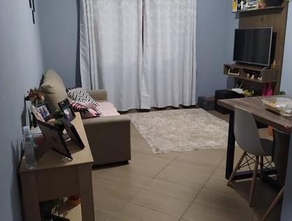 Ver mais detalhes de Apartamento com 2 Dormitórios  em Jardim das Margaridas - Jandira/SP