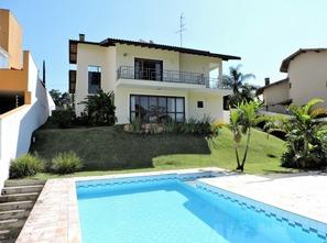 Ver mais detalhes de Casa com 3 Dormitórios  em Jardim Passárgada I - Cotia/SP
