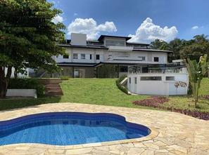 Ver mais detalhes de Casa com 5 Dormitórios  em Granja Viana II - Cotia/SP