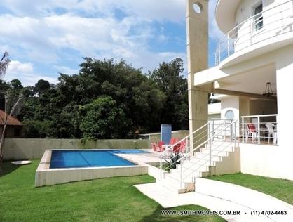 Ver mais detalhes de Casa com 4 Dormitórios  em Granja Viana - Carapicuíba/SP