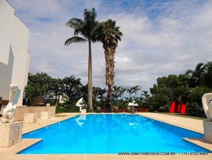 Ver mais detalhes de Casa com 4 Dormitórios  em São Fernando Golf Club - Cotia/SP