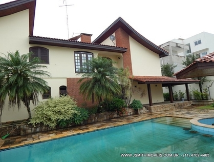 Ver mais detalhes de Casa com 5 Dormitórios  em Granja Viana - Cotia/SP