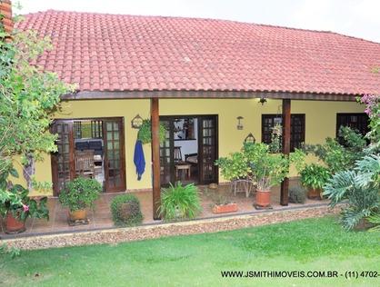 Ver mais detalhes de Casa com 3 Dormitórios  em Parque Dom Henrique - Cotia/SP