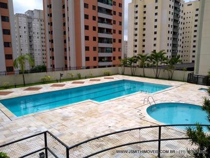 Ver mais detalhes de Apartamento com 2 Dormitórios  em Jardim das Vertentes - São Paulo/SP